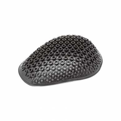 Helmet Tourmax Titan White Red Blue