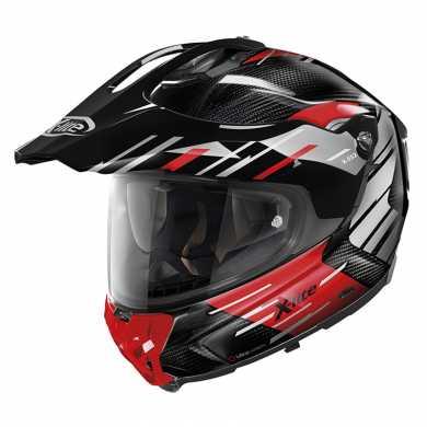 T-shirt Dunes Lady Nero Rosso